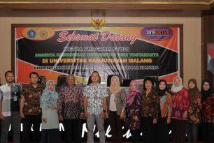 BK Unikama Terima Kunjungan Universitas PGRI Yogyakarta